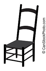 chair vector illustration