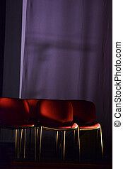 Chairs of theatre