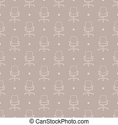 chairs pattern