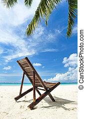 chaise の ラウンジ, ∥において∥, 浜