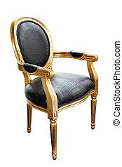 chaise, angle