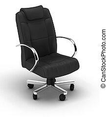 chaise, bureau exécutif