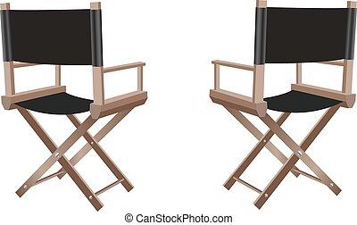 chaise directeur