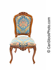 chaise, luxe