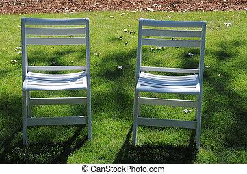 Pelouse jardin chaises mariage petit tente beau for Pelouse tarif