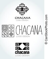chakana, quadrato, croce, andino