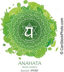 chakra, anahata