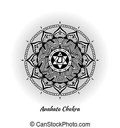 chakra, conception, anahata