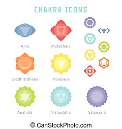 chakra icons