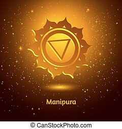 chakra., manipura