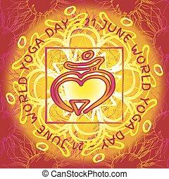 chakra, muladhara, ícone