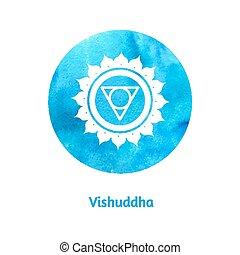 chakra., vishuddha