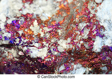chalcopyrite mineral background