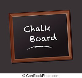 chalk board background