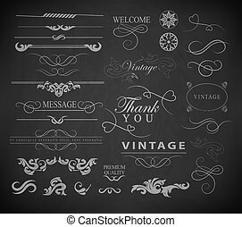 Chalk design