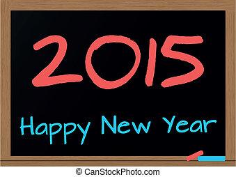 chalkboard 2015