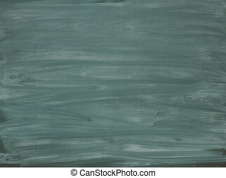 Chalkboard blackboard Clean school chalk board surface.