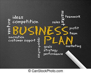 Chalkboard - Business Plan