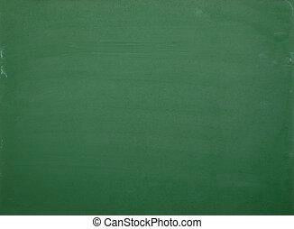 chalkboard classroom school education - close up of an empty...