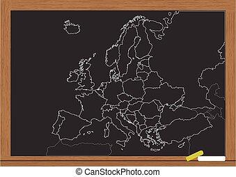 chalkboard europe