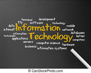 Chalkboard - Information Technology