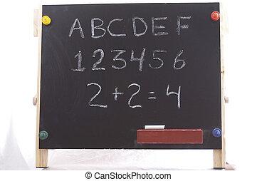 Chalkboard - childrens chalkboard