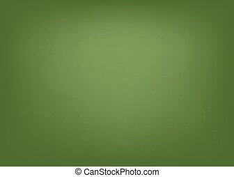 Chalkboard texture. Clean board blank.  Vector illustration.