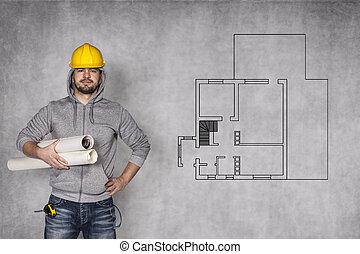 challenge before construction worker