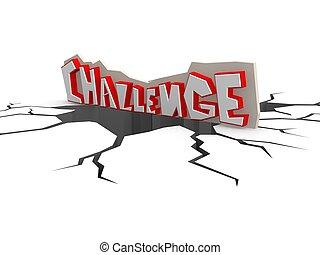 Challenge - Hi-res original rendered computer generated ...