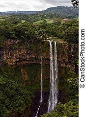 falls in the isle of mauritius
