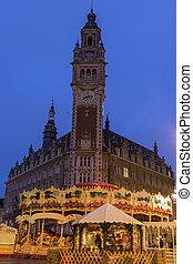 Lille in France during Christmas - Chamber of Commerce and ...