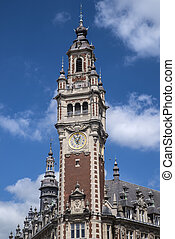 Chamber of Commerce and Industry in Lille - The beautiful ...