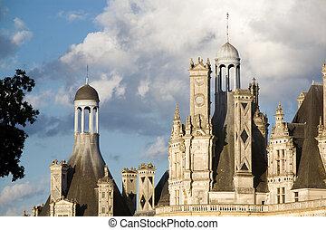 chambord castle details