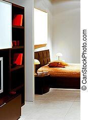 chambre à coucher, 2, vue