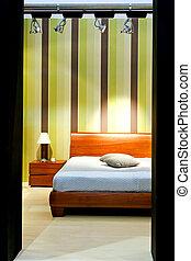chambre à coucher, straps, 2