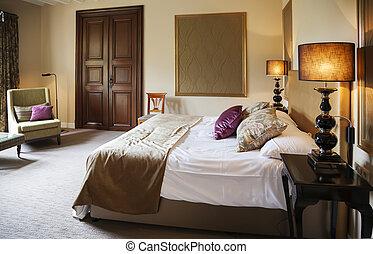 chambre hôtel, classique