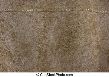 chamois leather background