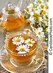 chamomile 茶