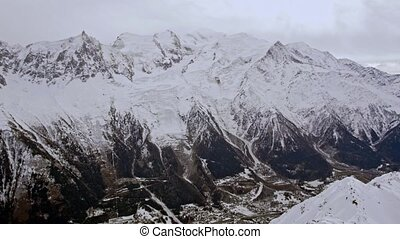 Chamonix view from Br vent-Fl g re Ski area1