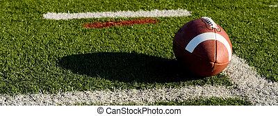 champ, football américain