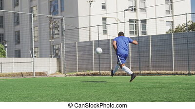 champ football, formation, joueur