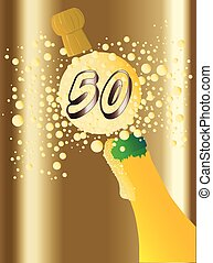 champagne, 50