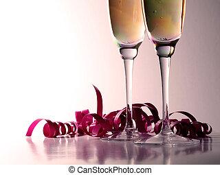 champagne 7 - champagne toast