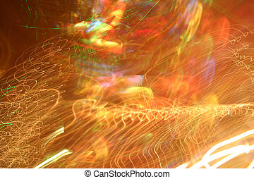 Champagne abstract 1