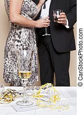 champagne, celebration.