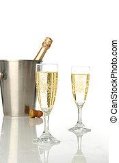 champagne, celebrazione