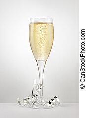 champagne fluit