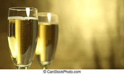 Champagne - Celebration theme with champagne