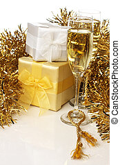 Champagne & presents