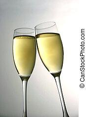 champagner, celebratio